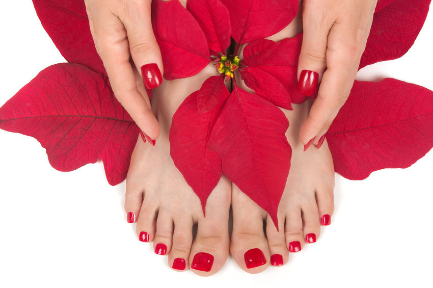 Don't forget to Pamper Yourself!