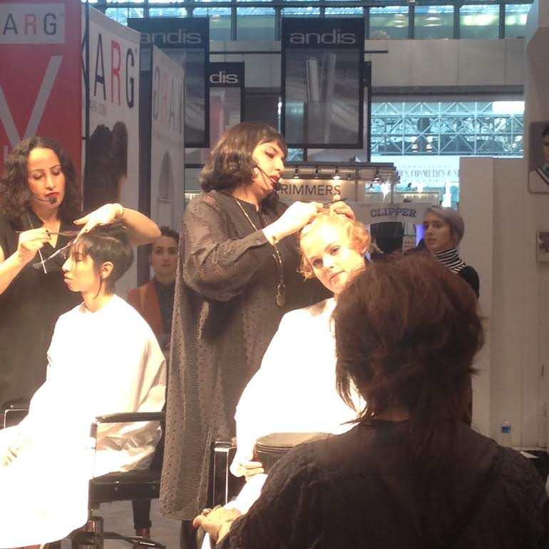 Structured cuts from Sassoon!