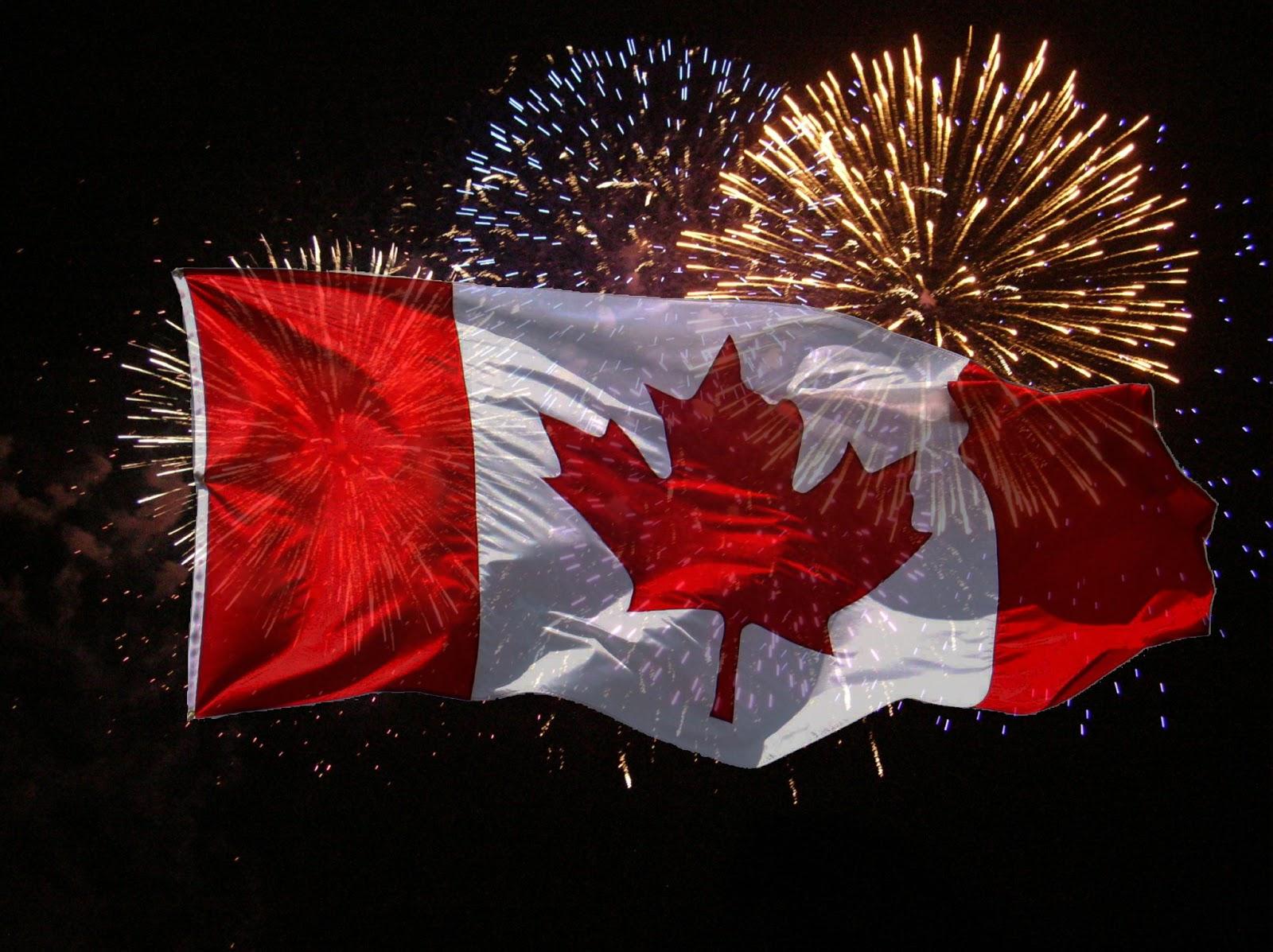 Celebrate Canada!