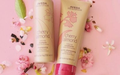 Cherry Almond is here!