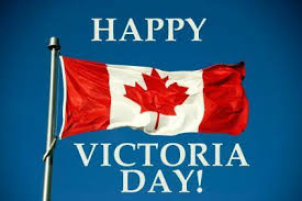 Happy Victoria Day!